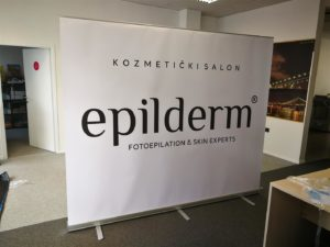 Roll up široki - Epilderm