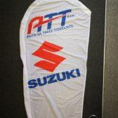 Beach flag - Suzuki ATT