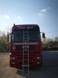 Naljepnica za kamion - Petra šped