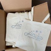 Platnena torba - Frizerski salon Limit 2