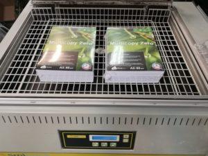 Vruće vakumiranje proizvoda - Papir