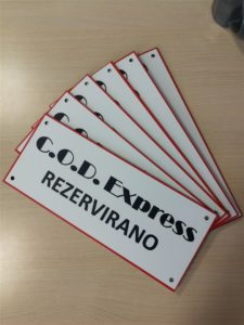 Alucobond - cod express