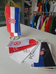 Stolne zastavice