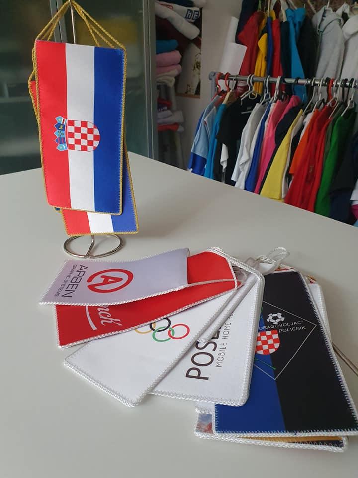 Stolne zastave
