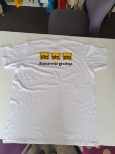 Tisak na majice - Staričević 1