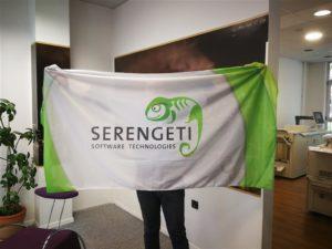 Zastava - Serengeti