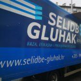 Oslikavanje kamiona - Selidbe Gluhak