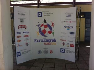 Pop-up - Euro Zagreb