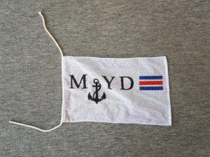 Zastava sa špagom mala