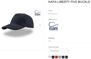 kapa liberty five buckle
