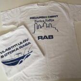 Majica ribarski obrt RAB
