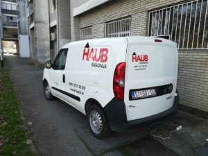 Oslikavanje vozila haub