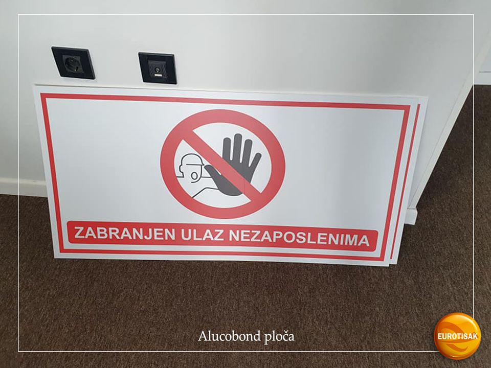 Ploče upozorenja