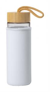 530 ml nbijela bambus čep+neopren cover