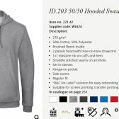 BC hoodie bez etikete