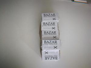 Etiketa privjesnica za artikle - Bazar