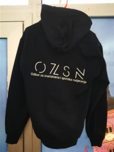 Ozsn - Hudica tisak leđa