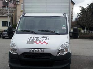 Oslikavanje kamiona - Don Bosco