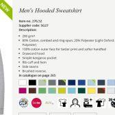 SG hoodie bez etikete SG27