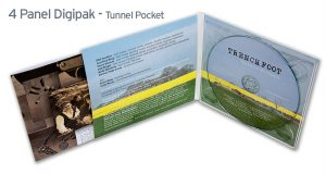 4 panel digipak tunnel pocketA