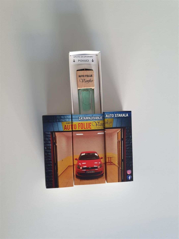 Personalizirani mirisi za auto ili prostor