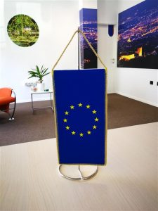 Stolna zastavica Europska unija