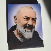 Canvas slika Padre Pio