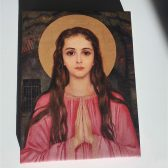 Canvas slika sveta Filomena