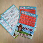Letak letci - Oscar igraonice