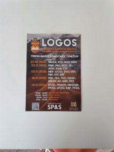 Letak letci - Logos Spas