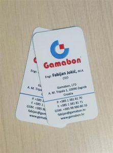 Vizitka - Gamabon