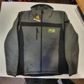 Strojni vez soft shell jakna - Print grupa