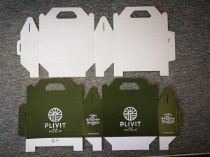 Kartonske kutije - Plivit