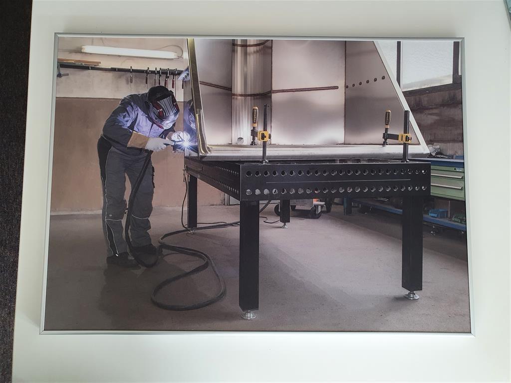 Kaširanje slika proizvodnje