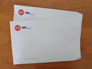 Kuverte - Montmontaža oprema