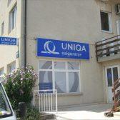 Svjetleća reklama plexi kutija - Uniqa osiguranje 2
