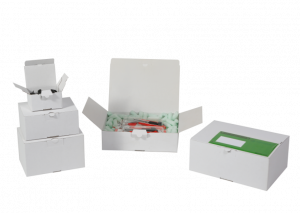 kutije, bijele