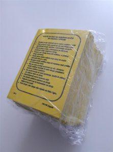 pvc naljepnice - Hladno vakumiranje
