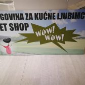 Alucobond ploa - Trgovina pet shop