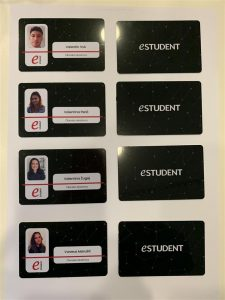ID karice - E student