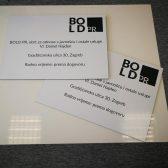 Informativna ploča - Bold 1
