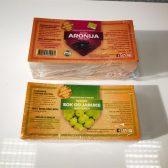Naljepnice za sok - Aronija