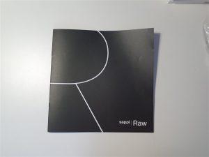 Brošura - Raw