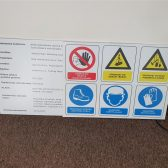 Tabla - Oznaka za gradilište forex 1mm