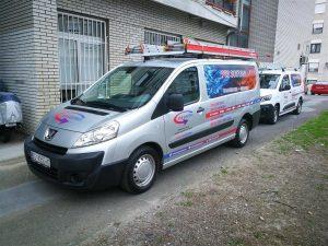 Oslikavanje vozila Pep sustavi