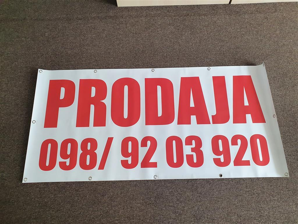 Banner prodaja