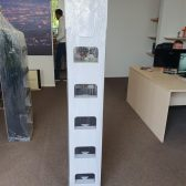 Kartonski stalak - Jednobojni (3)
