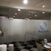 Pjeskarena folija - Pulsus