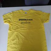 Tisak na majice za norijadu