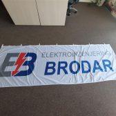 Zastava tisak - Brodar
